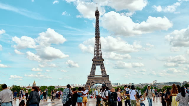 It's not a visit to Paris until you've been here