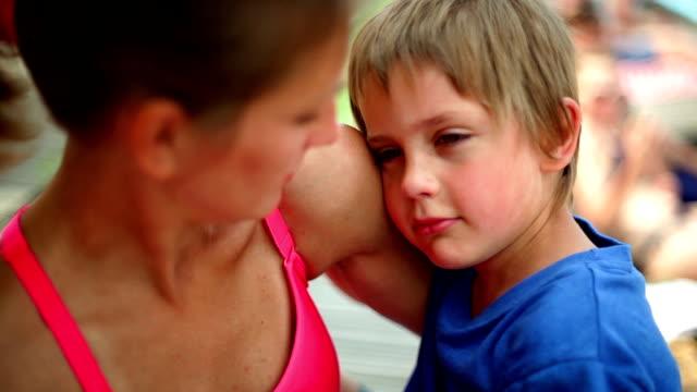 it's okay, mummy is here video