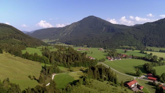 Jachenau-Dorf in Bayern – Video