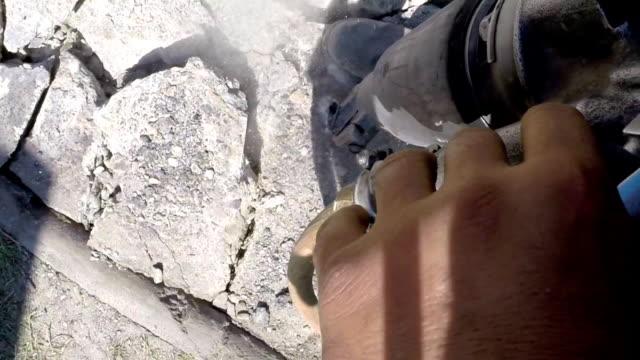 Jack Hammer For Breaking Road video