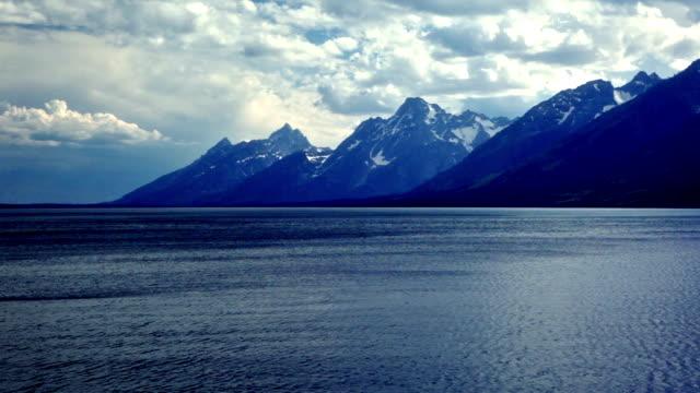Jackson Lake video