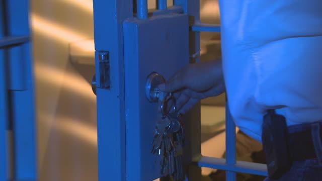 Jail Door video