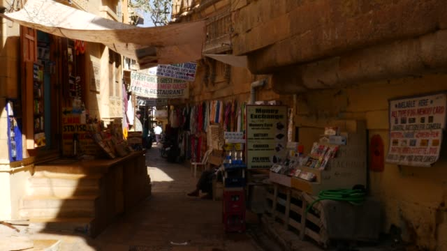 Jaisalmer Fort, India video