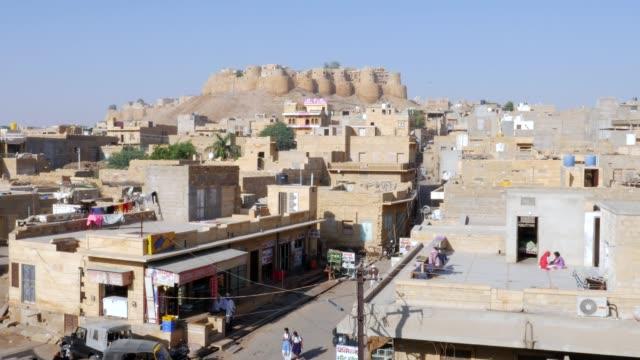 Jaisalmer Fort, India video