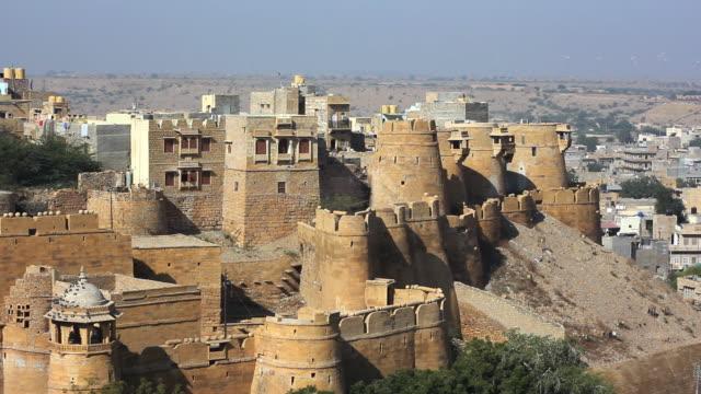 Jaisalmer Fort, Rajasthan, India video