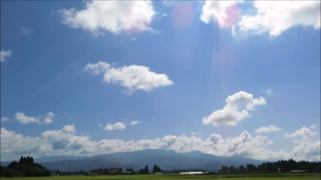 Japan Timelapse Scenic timelapse in Japan. jp201806 stock videos & royalty-free footage