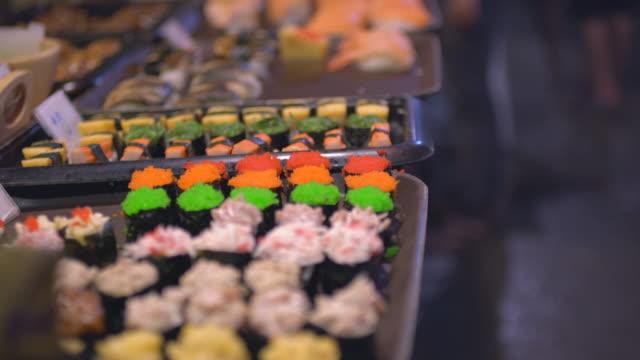 Japanese Food At Night Market