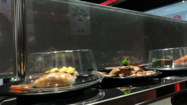 Japanese food , sushi food state , Buffet