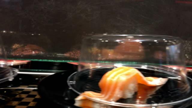 和食、寿司 ビデオ