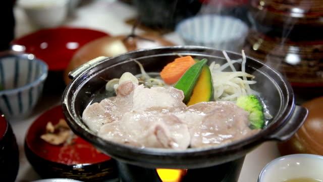 日本の料理  - 料理人点の映像素材/bロール