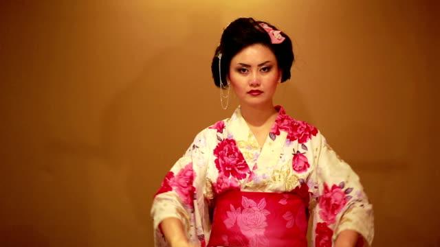 芸者、日本のソード ビデオ