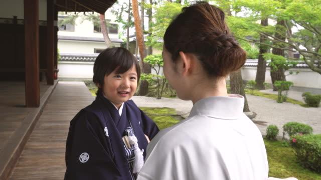 日本 七五三 セレモニー ビデオ