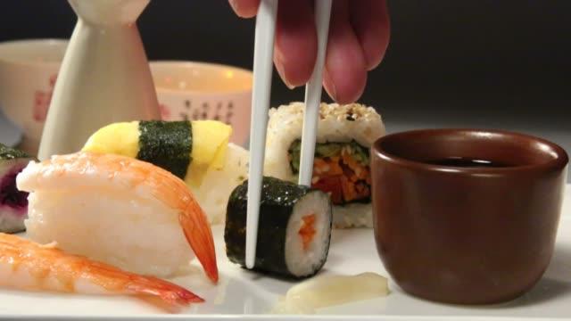 Japanese Sushi - Japanese Cuisine video