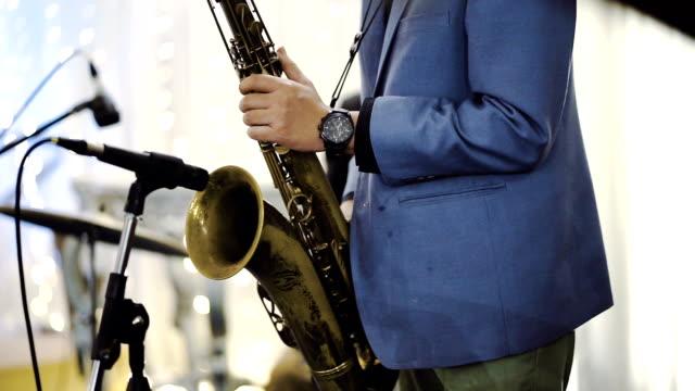 Jazz Saxophone Players