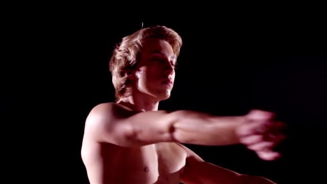 jazzercise - piruett bildbanksvideor och videomaterial från bakom kulisserna