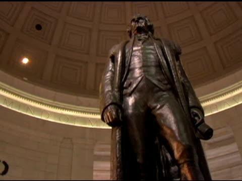 Jefferson Memorial, Washington DC, low angle video