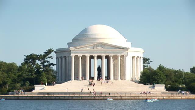 Jefferson Memorial - wide video