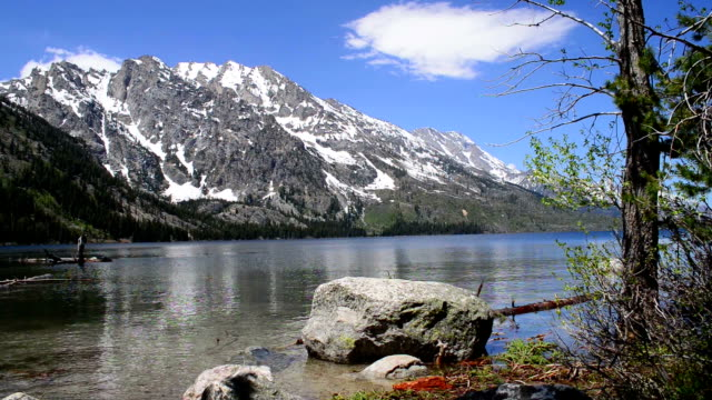 Jenny Lake, Grand Teton National Park video
