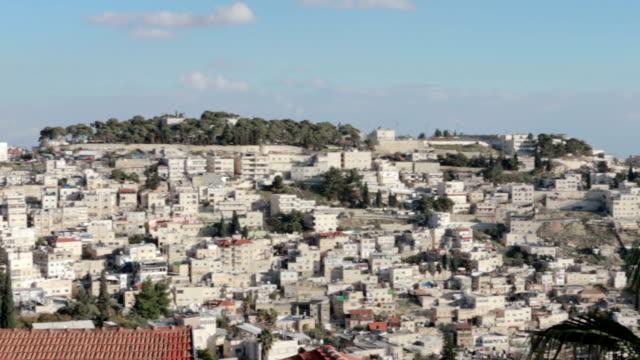 エルサレム - ストック ビデオ - 人の居住地点の映像素材/bロール