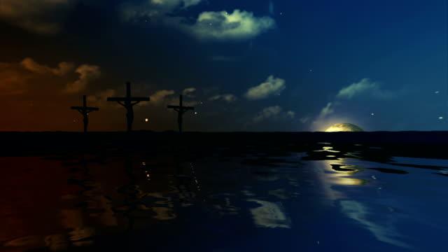 jesus crucifiction video