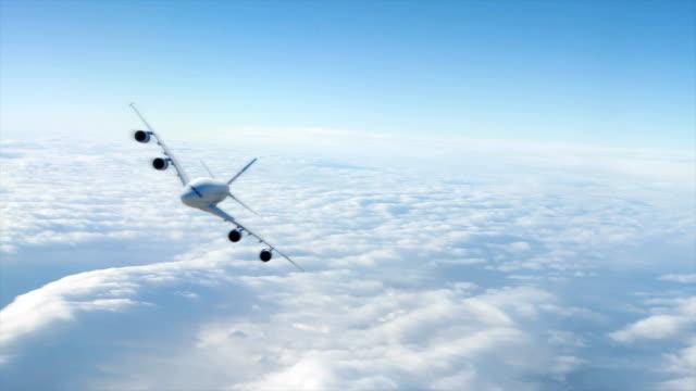 ジェット銀行 - 飛行機点の映像素材/bロール