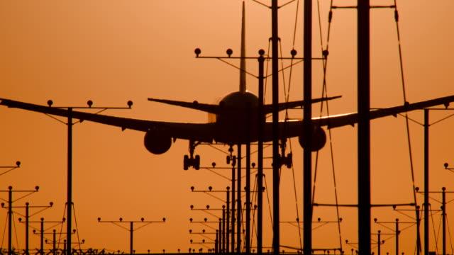 Jet Landing video