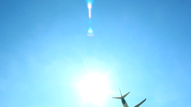Jet avión - vídeo
