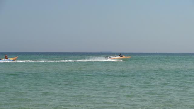 Jet Ski and Banana Boat