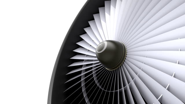 Jet Turbine in Loop video