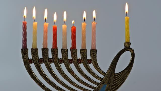 Jewish Holiday symbol Hanukkah menorah Hanukkah, the Jewish Festival of Lights