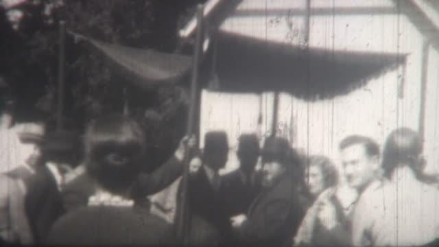 Jewish Wedding 1920's video