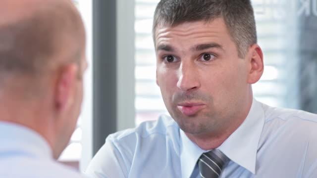 HD: Job Interview video