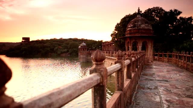 Jodhpur Bal Samand Lake Sunset video
