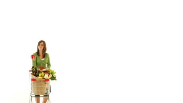 Joggling Vegetable Girl video