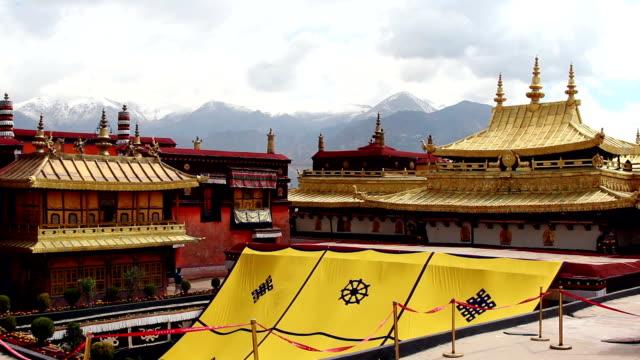 Jokhang temple video