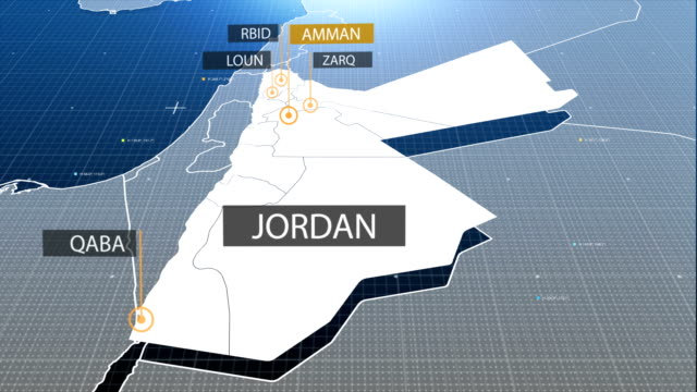 Jordan map with label then with out label video