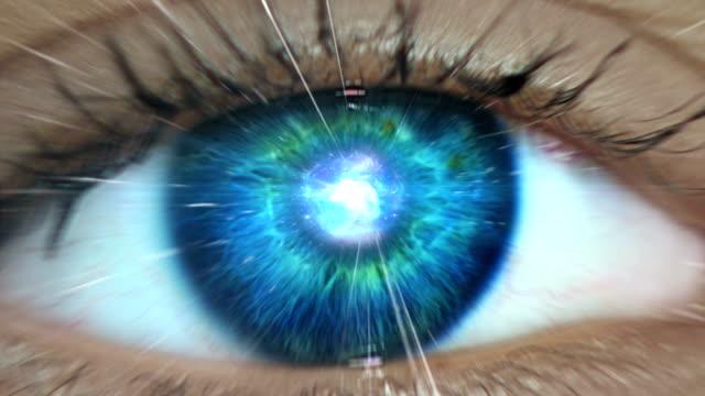Journey through mind. Majestic Nebula