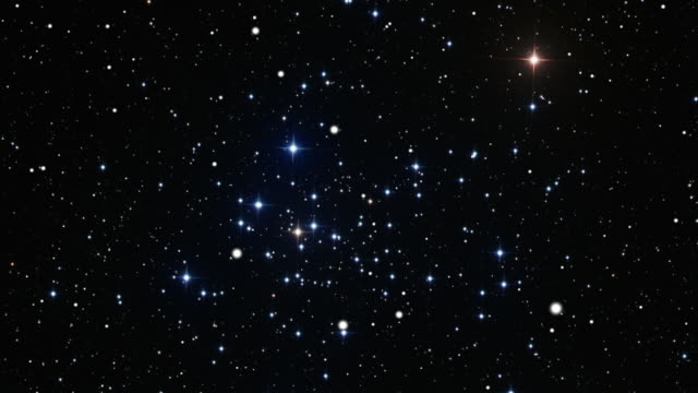 Journey to the open star cluster NGC2516 video