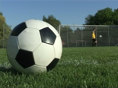 ジャグリング用  - サッカークラブ点の映像素材/bロール