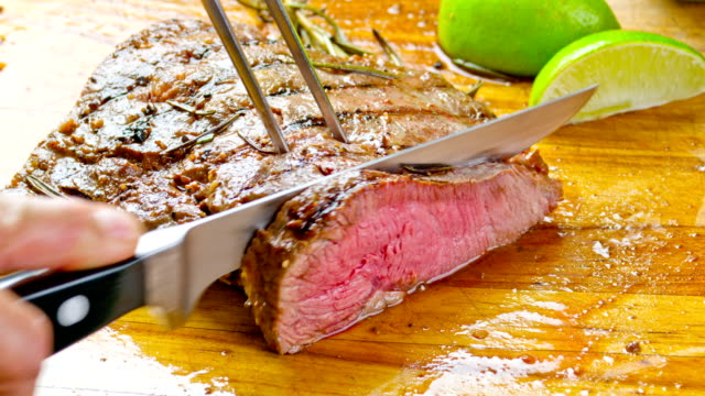 Juicy Grilled Steak video