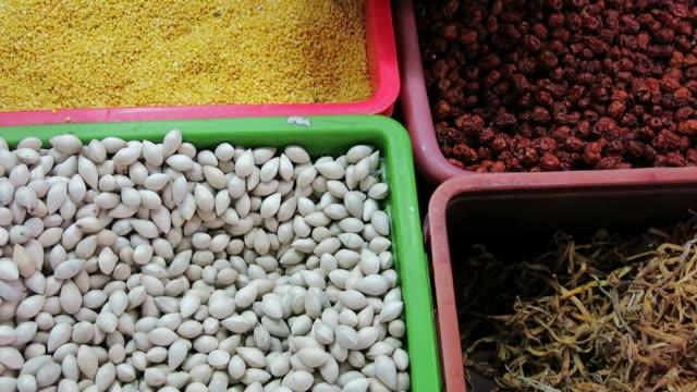 Jujube,Roasted seeds, Ginkgo and dried mushroom video