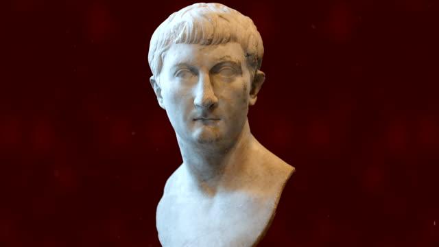 Julius Caesar Head Sculpture video