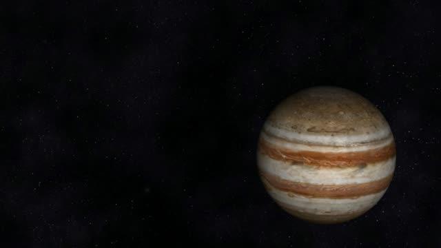 Jupiter Animation video