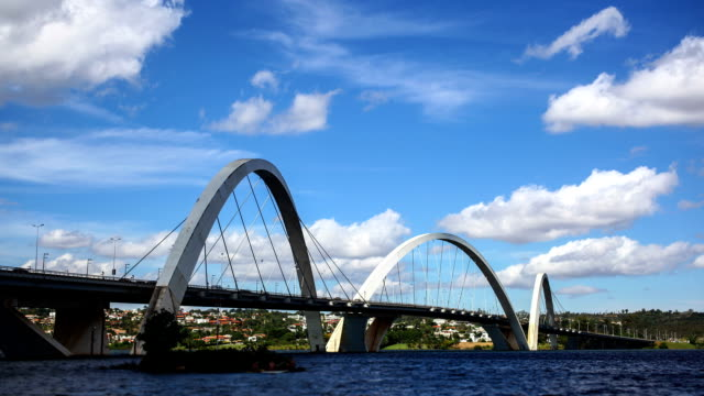 Juscelino Kubitschek Bridge - vídeo