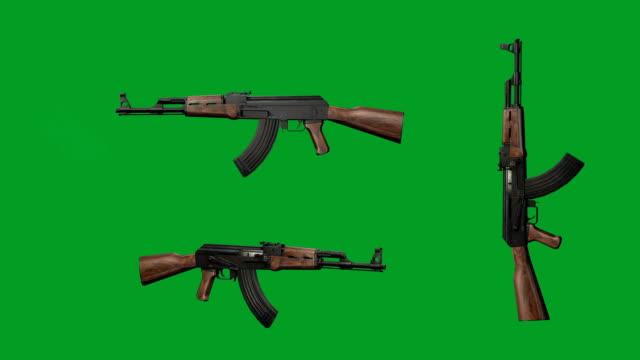 AK-47 Kalashnikov video