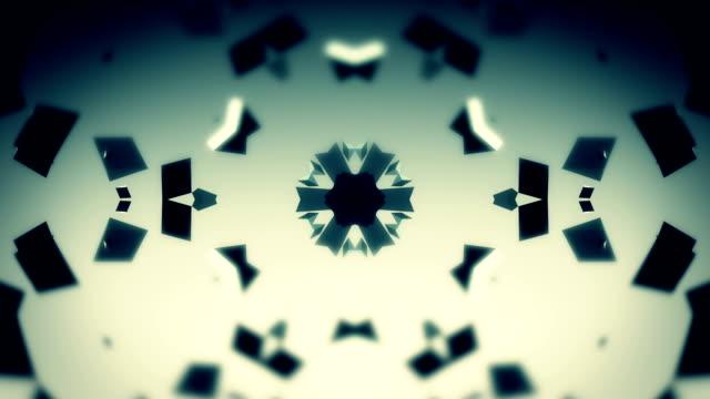 kaleidoscope ambiental background - 可循環移動圖像 個影片檔及 b 捲影像