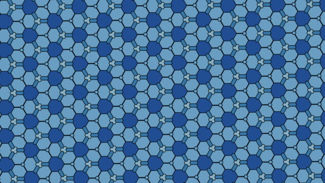 Kaleidoscope Geometric Shapes in Motion - Caleidoscopio Formas Geometricas  Movimiento video