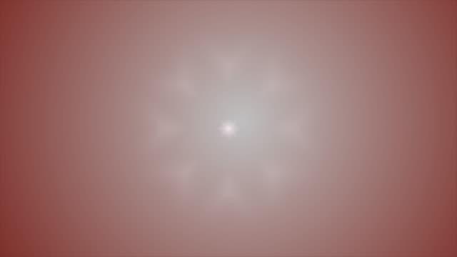 万華鏡ループの背景 - 万華鏡模様点の映像素材/bロール