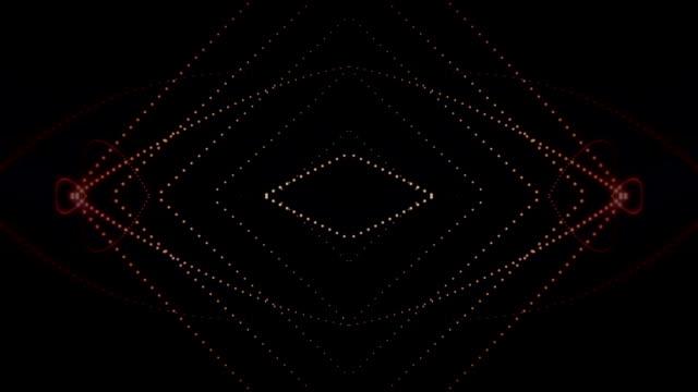 Kaleidoscopic composition video