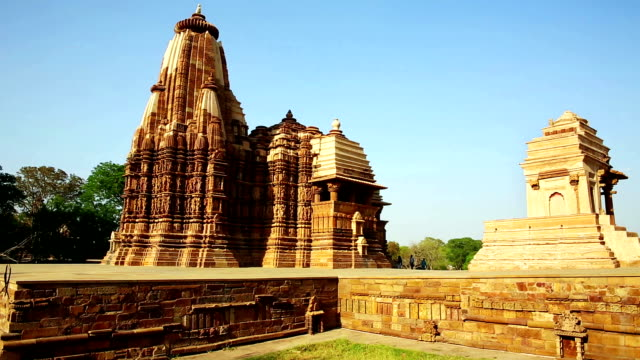Kama Sutra Temples, India video
